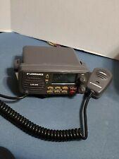 Lowrance Lvr-850 Vhf Marine Radio