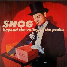 SNOG-BEYOND THE VALLEY OF THE PROLES 2 LP ALBUM & REMIXES