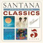 Original Album Classics [Box] by Santana (CD, Jun-2013, 5 Discs, Columbia (USA))