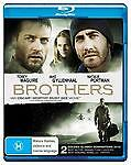 Brothers - Tobey Maguire (Blu-ray, 2010) NEVER PLAYED & STILL SEALED