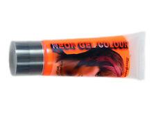 STARGAZER NEON HAIR GEL COLOUR UV ORANGE PUNK EMO GOTH RAVE