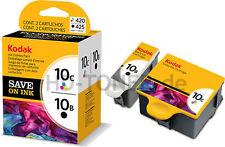 2x KODAK 10 ORIGINAL DRUCKER PATRONE ESP3 ESP7 ESP 5 9 3250 5210 5220 5230 5250
