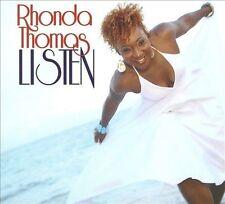Rhonda Thomas-Listen CD NEW