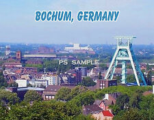 Germany - BOCHUM - Travel Souvenir Fridge Magnet