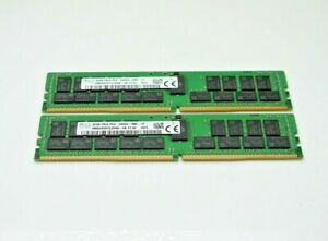 64GB 2x 32GB Hynix HMA84GR7CJR4N VK PC4 2666V DDR4 RAM Speicher