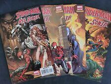 Spider-man Red Sonja #1 - #4, Marvel - Dynamite, 2007-2008