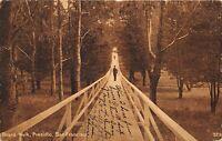 San Francisco California 1911 Postcard Board Walk Presidio