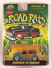 Jada Road Rats Chrysler PT Cruiser DieCast 1/64 RubberTires Slightly DamagedPack