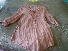 Chemise vieux rose KOOKAI t.36