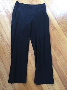Evan-Picone Stretch Signature Style Black Pants Size 12