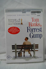 DVD - FORREST GUMP - Special Collectors Edition - Region 4