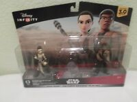Disney Star Wars Infinity 3.0  The Force Awakens Character Play Set