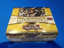 RA YELLOW MEGA PACK - 1st Editon - Booster Box - Sealed New! - Yu-Gi-Oh!