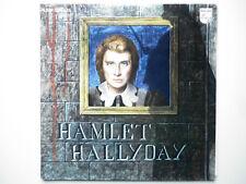 Johnny Hallyday double 33Tours vinyles Hamlet rare avec code barre