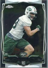 Topps Chrome Football 2014 Rookie Card #193 Jace Amaro - New York Jets