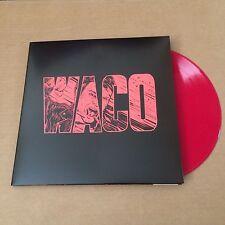 Violent Soho - Waco - VINYL LP Rare Ltd Ed Ruby Red - Hell Fk Yeah!