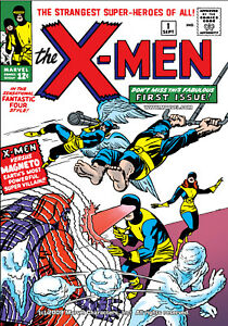 THE UNCANNY X - MEN  1963-1985 COLLECTION DVD-ROM (200 ISSUES)