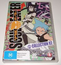 Soul Eater : Collection 02 - Episodes 14-26 (DVD, 2010, 2-Disc Set)