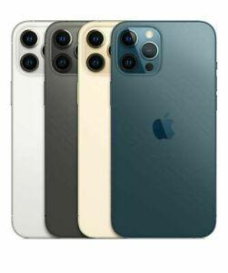 "Apple iPhone 12 Pro Max 6.7"" Dual Sim A2412 128GB IP68 iOS Phone By FedEx"