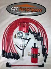SB Mopar HEI Distributor RED Ready To Run Chrysler Dodge Kit 273 318 340 360