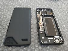 Samsung Galaxy S8 Plus G955U G955 LCD Digitizer Screen Frame Black Sm Dot / SBI