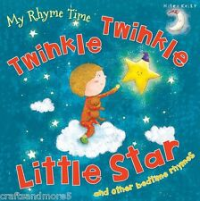 My Rhyme Time - Twinkle Twinkle Litter Star & Other by Miles Kelly (2014) - New