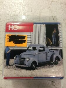 Walthers 4003 1:87 1941 Pickup Truck - Resin Kit