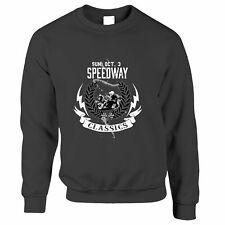 Biker Sweat-shirt Speedway Classics Moto Racing Logo