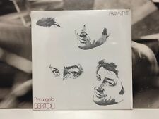 PIERANGELO BERTOLI - FRAMMENTI LP NUOVO SIGILLATO NEW SEALED 1983 CGD 20349