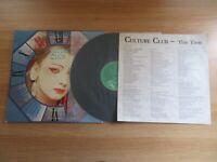 Culture Club – This Time 1987 Korea Orig LP Insert RARE