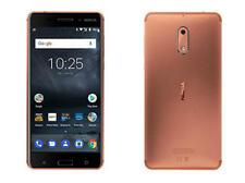 Nokia 6 TA-1000 - 32GB Matte Black Smartphone (Dual SIM)