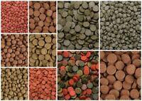 Tropical Tabletten Vege, Color, Garlic, Spirulina Haft- und Bodentabletten Fisch