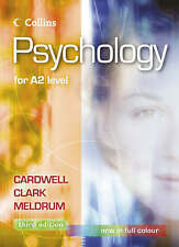 Psychology for A2 by HarperCollins Publishers (Paperback, 2004)
