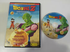 DRAGON BALL Z THE SAGA OF THE SAIYANS DVD VOLUME 3 CHAPTERS 9-12 SPANISH JAPAN