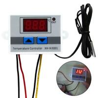 PROLED Temperature Controller Thermostat 12V/24V/220V Digital Control Switch ca√