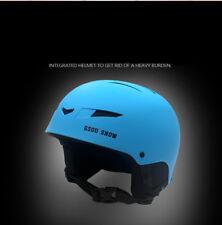 GSOU SNOW Skiing Helmet Safety Integrally Snow Helmet for Head Protector