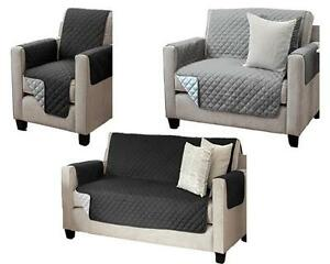 Wende Sesselschoner Sofaschoner 1-Sitzer 2-Sitzer 3-Sitzer Sofaüberwurf Bezug