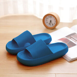 Thick-soled Ultra-Soft Slippers men and women Home Bathroom Anti-Slip Slippers