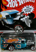 Hot Wheels Limited Edition Mail-in BLOWN DELIVERY Van