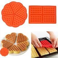 Home Stampo in silicone per waffle Muffin cioccolato Pan piatti da forno cottura
