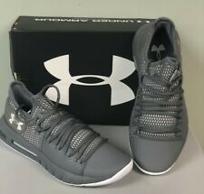 Size 12 New UA Under Armour Men's HOVR Havoc Low Basketball Shoes 3020618-101