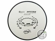 New Mvp Disc Sports Electron Matrix 171g White Midrange Golf Disc