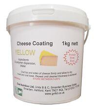 Cheese Coating - yellow 1kg