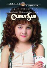 CURLY SUE. James Belushi, Kelly Lynch 1991. Region free. New sealed DVD.