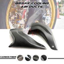 100mm Carbon Caliper Cooling Brake Air Duct for Ducati Panigale V4/V4S 18-19