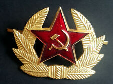 RUSSIA -Badge of the Ex-Soviet Union, Gold plated 4X5cm years circa 1940 '
