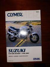 Clymer Suzuki GSF1200 Bandit 1996 - 2003 Service-Repair-Maintenance