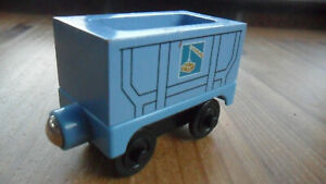 HOPPER CAR - Chugger Toy Chuggington Wooden Train Thomas & BRIO Compatible