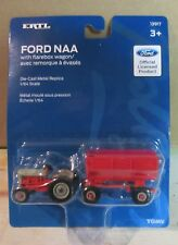 ERTL FORD NAA TRACTOR & WAGON NEW IN PACKAGE  1/64 SCALE *