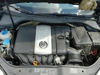 06-07 VOLKSWAGEN JETTA Motor Engine 2.5L 2.5 VIN F (5th digit) ID BGQ